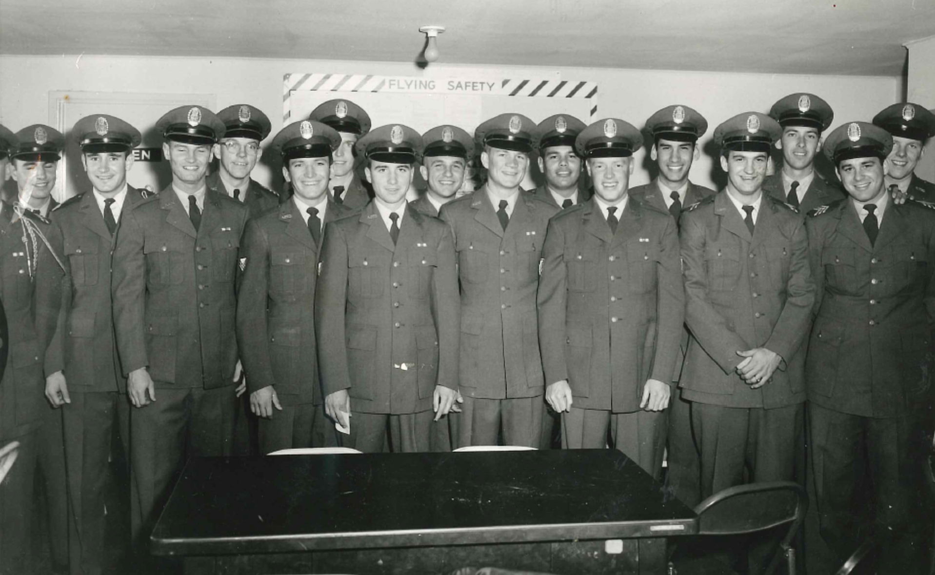 people in uniform posing for a picture